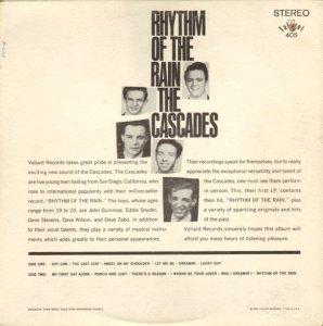 CASCADES 1963 B