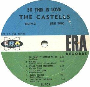CASTELLS 1962 D