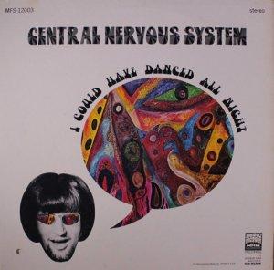 CENTRAL NERVOUS SYSTEM 1968 A