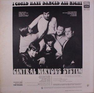 CENTRAL NERVOUS SYSTEM 1968 B