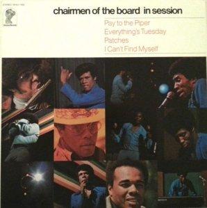 CHAIRMEN OF BOARD 1970 A