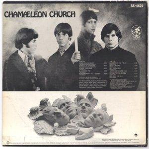 CHAMAELEON CHURCH 1968 B