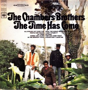 CHAMBERS BROTHERS 1967 A
