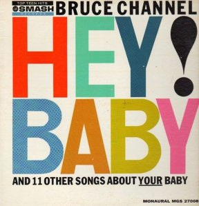 CHANNEL BRUCE 1962 A