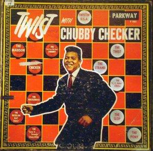 CHECKER CHUBBY 1960 A