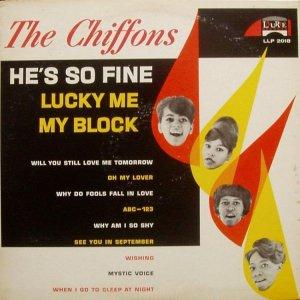 CHIFFONS 1963 A