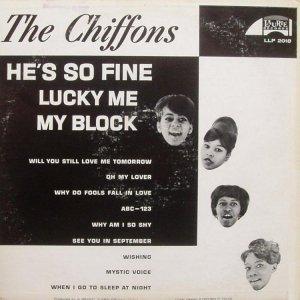 CHIFFONS 1963 B