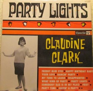 CLARK CLAUDINE 1962 A