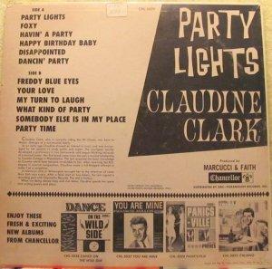 CLARK CLAUDINE 1962 B