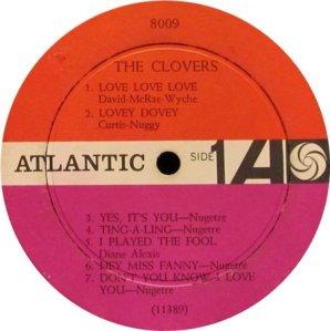 CLOVERS 1956 C