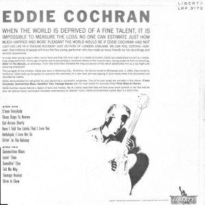 COCHRAN EDDIE - 1960 B