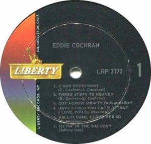 COCHRAN EDDIE - 1960 C