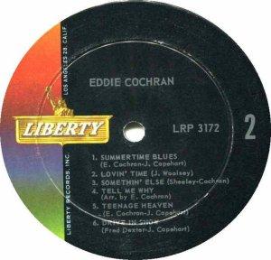 COCHRAN EDDIE - 1960 D