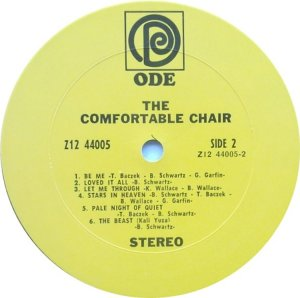 COMFORTABLE CHAIR 1969 D