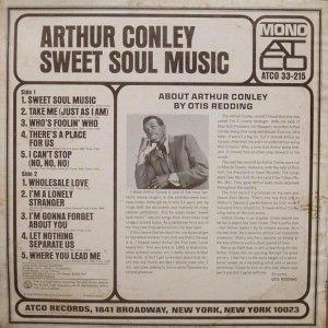 CONLEY ARTHUR 1967 AB