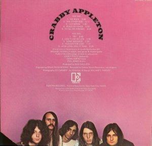 CRABBY APPLETON 1970 B
