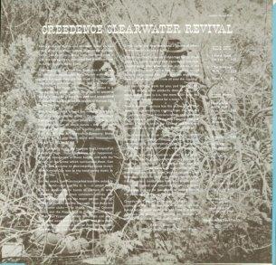 CREEDENCE 1968 B