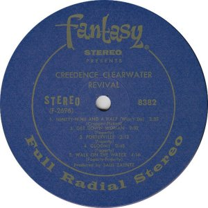 CREEDENCE 1968 D