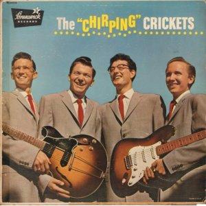 CRICKETS - 1957