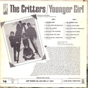 CRITTERS 1967 B