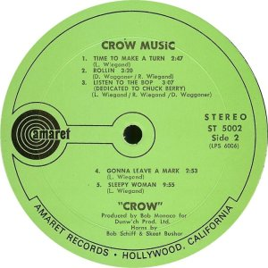 CROW 1969 D