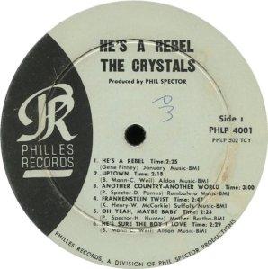 CRYSTALS 1963 01 C