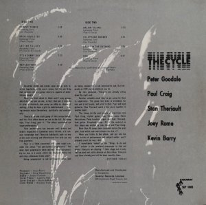 CYKLE 1969 B