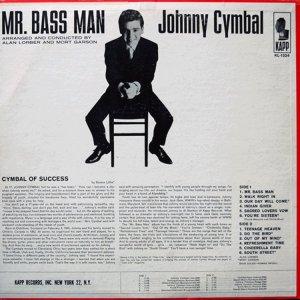 CYMBALL JOHNNY 1963 B
