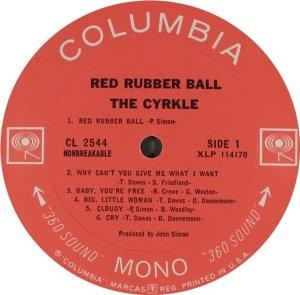 CYRKLE 1966 C