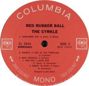 CYRKLE 1966 D