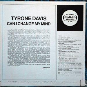 DAVIS TYRONE 1969 B