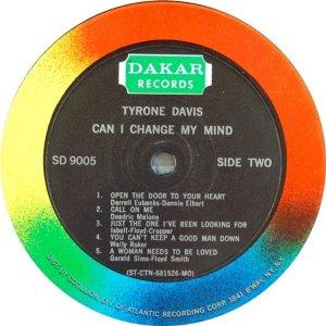DAVIS TYRONE 1969 C