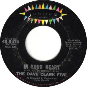 DC 5 JUBILEE IN YOUR HEART