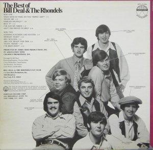 DEAL BILL 1970 B