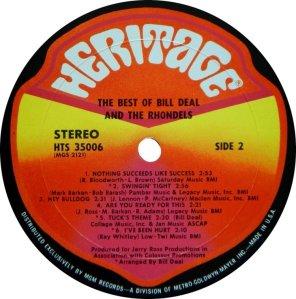DEAL BILL 1970 D