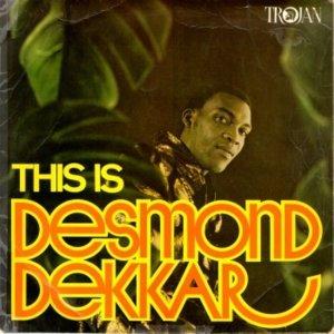 DEKKER DESMOND 1970 A