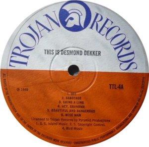 DEKKER DESMOND 1970 B