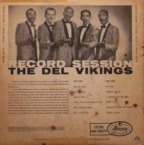 DEL VIKINGS 1959 B