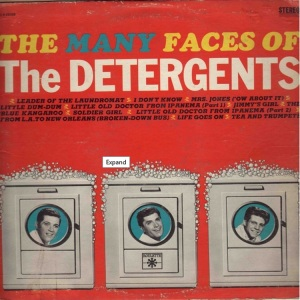 DETERGENTS 1965 A