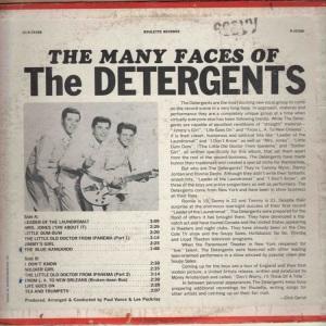DETERGENTS B