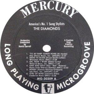 DIAMONDS 1957 C