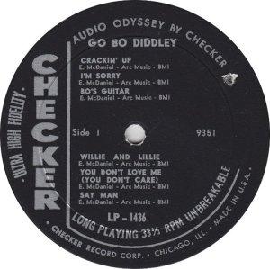 DIDDLEY BO 1959 C