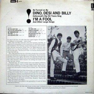 DINO DESI BILLY 1965 B