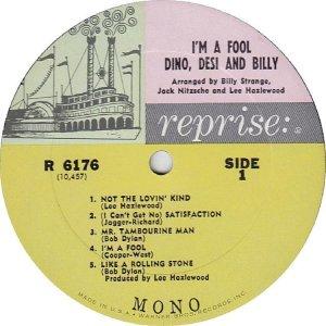 DINO DESI BILLY 1965 C