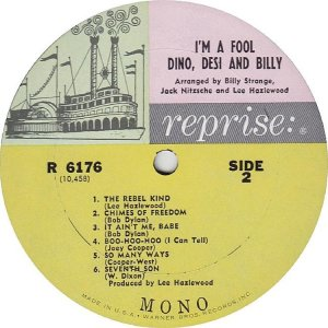 DINO DESI BILLY 1965 D