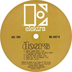 DOORS 1967 D