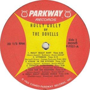 DOVELLS 1962 C