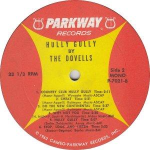 DOVELLS 1962 D