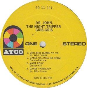 DR JOHN 1968 C