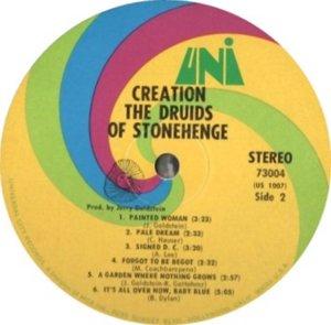 DRUIDS STONEHENGE 1968 D
